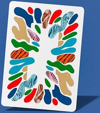 Splash Playing Cards - magic