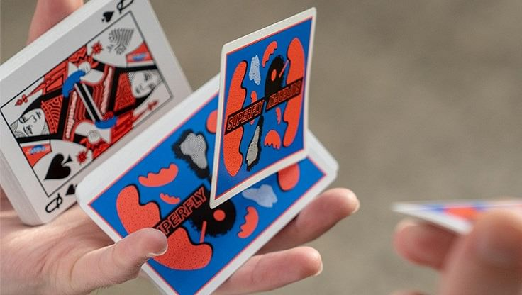 Superfly Playing Cards -