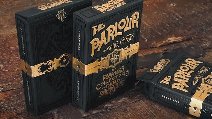 Limited Edition The Parlour Playing Cards