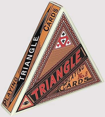 Triangle Playing Cards - magic
