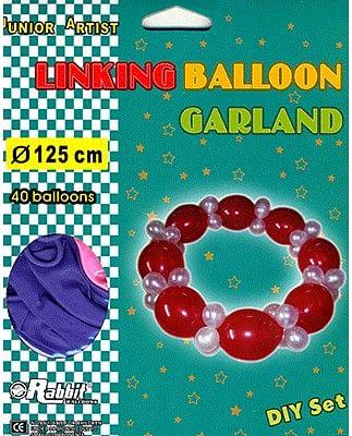 Linking Balloon Garland - magic