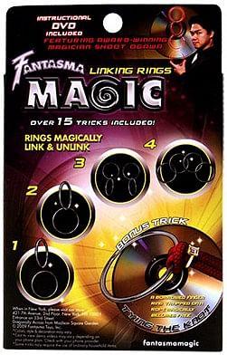 Linking Rings - magic