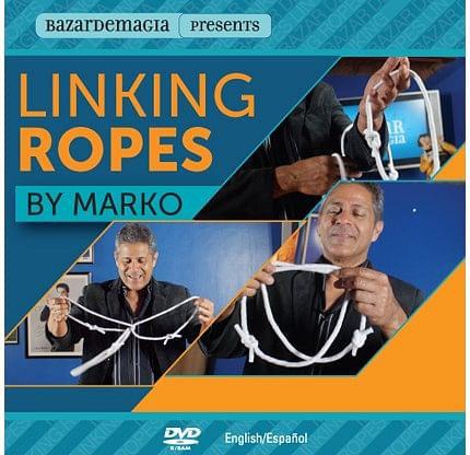 Linking Ropes - magic