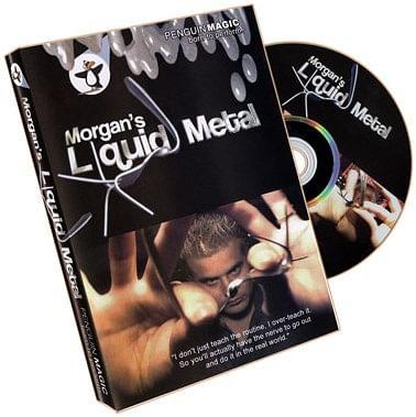 Liquid Metal - magic