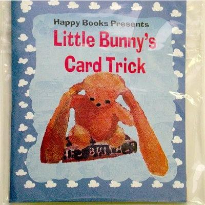 Little Bunnys Card Trick - magic