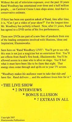 LIVE Celebration Tour '91: Volume One