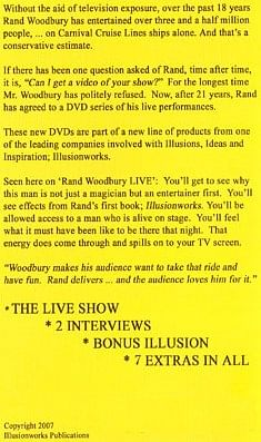 LIVE Celebration Tour '91: Volume One