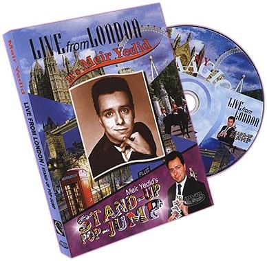 Live From London It's Meir Yedid - magic