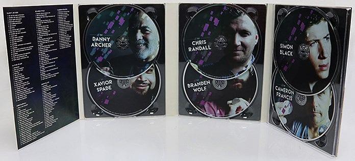 Live Lecture DVD Set - April-June 2016