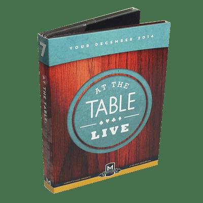 Live Lecture DVD Set - December 2014 - magic