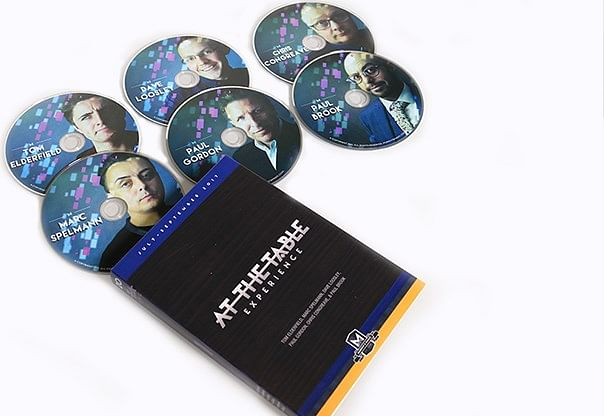 Live Lecture DVD Set - July-September 2017
