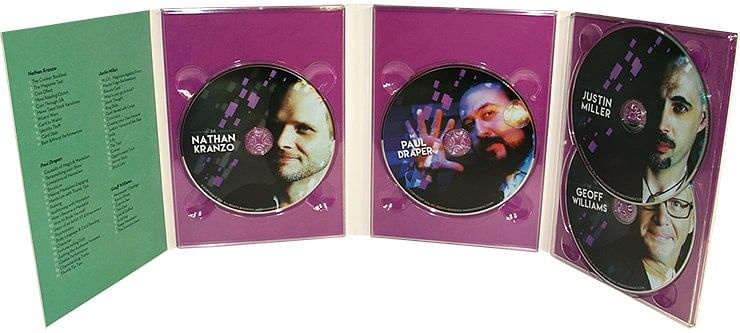 Live Lecture DVD Set - March 2015