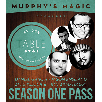 At the Table - Season 1 - magic
