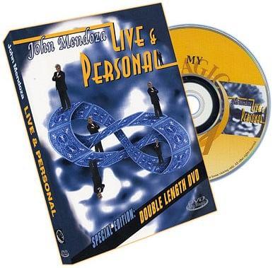 Live & Personal: John Mendoza - magic