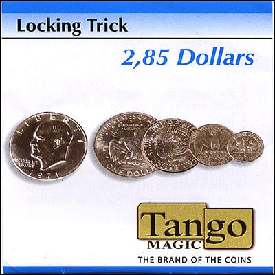 Locking Coins - $2.85 - magic