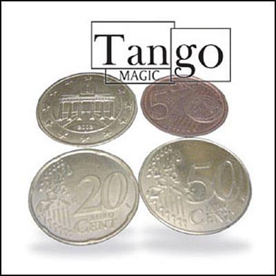 Locking Coins - Euro 1.25 - magic