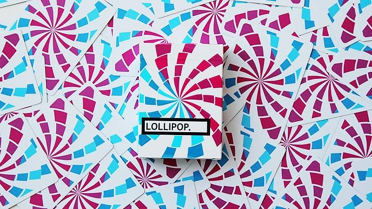 LOLLIPOP Playing Cards - magic