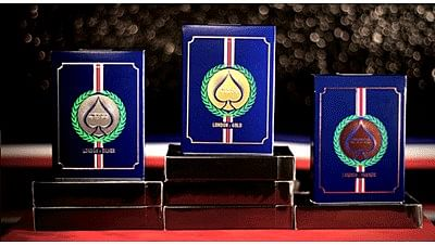 London 2012 Playing Cards (Bronze)
