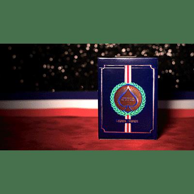 London 2012 Playing Cards (Bronze) - magic