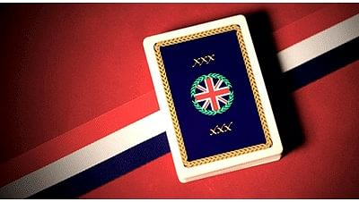 London 2012 Playing Cards (Silver)