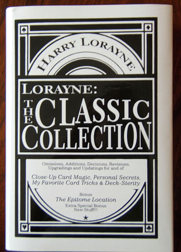Lorayne: The Classic Collection (Volume 2-5) - magic