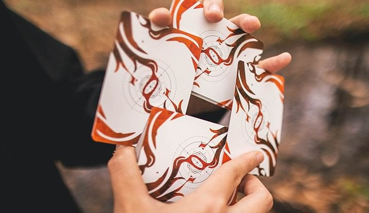 Lost Deer Jungle Edition Playing Cards