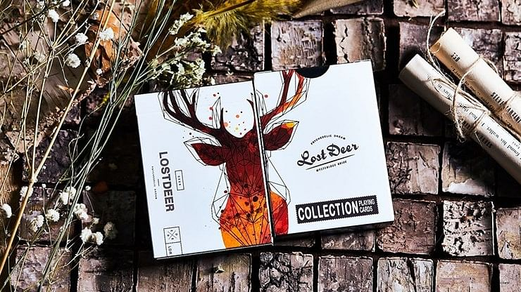 Lost Deer Jungle Edition Playing Cards - magic