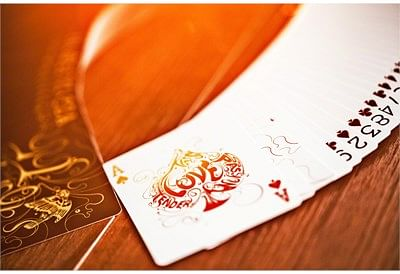 Love Art Deck Deck Limited Edition (Gold)