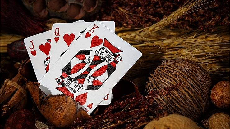 Love Promise of Vow Playing Cards