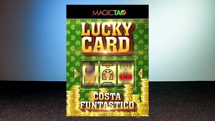 Lucky Card - magic