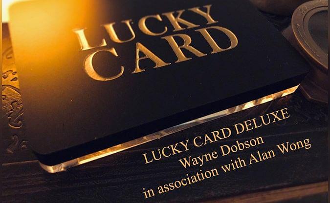 Lucky Card Deluxe - magic