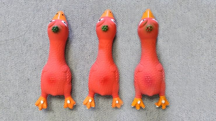 Lucky Cluckers