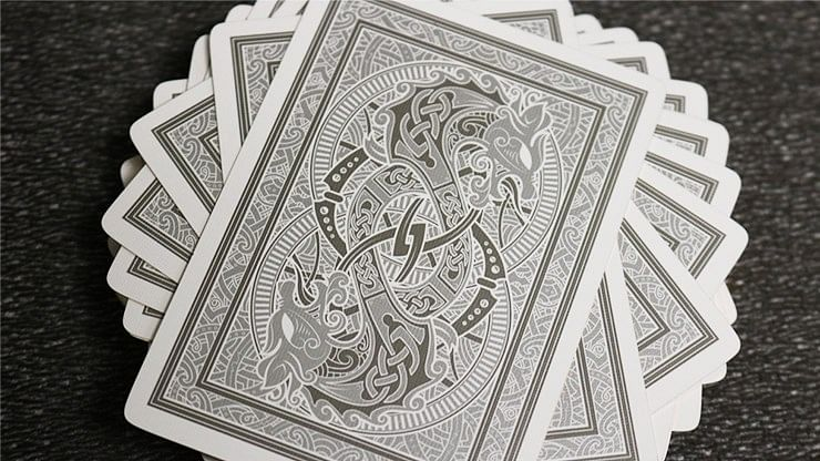 Luminosity (Luxury Gold Gilded) Playing Cards