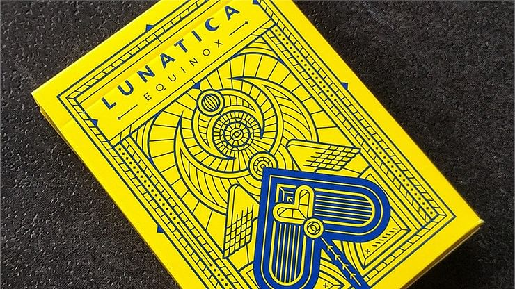 Lunatica Equinox Playing Cards - magic