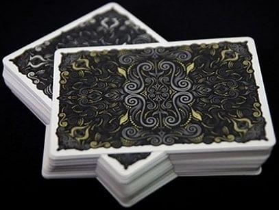 LUXX Playing Cards: Shadow Edition Gold (Second Edition)