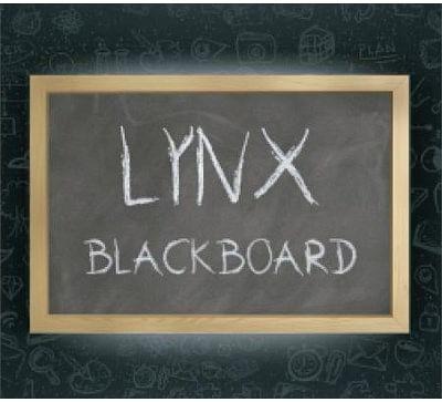 Lynx Blackboard - magic