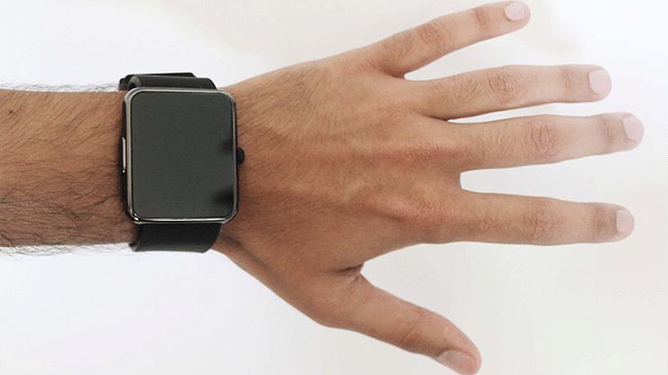 Lynx Smart Smoke Watch - magic