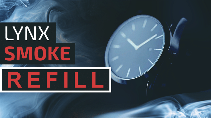 Refill for Lynx Smoke Watch - magic