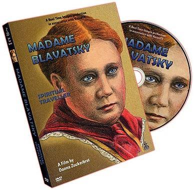Madame Blavatsky - Spiritual Traveller - magic