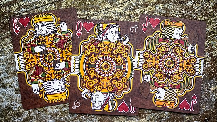 Maduro Gold Edition Playing Cards