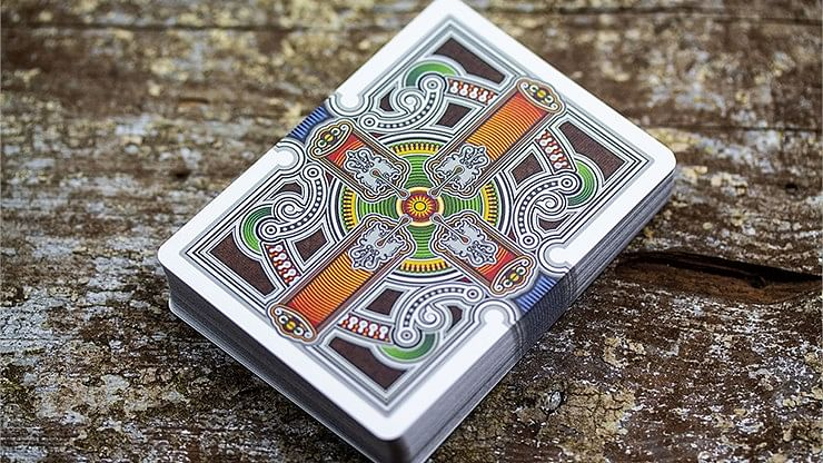 Maduro Silver Edition Playing Cards