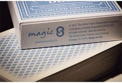 Magic 8 Anniversary Playing Cards