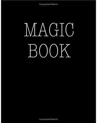 MAGIC BOOK - magic