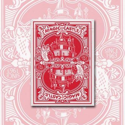 Magic Castle Cards - magic