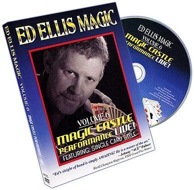 Magic Castle Performance - Ed Ellis - magic