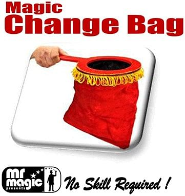 Magic Change Bag - magic