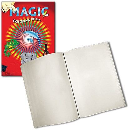 Magic Coloring Book - magic