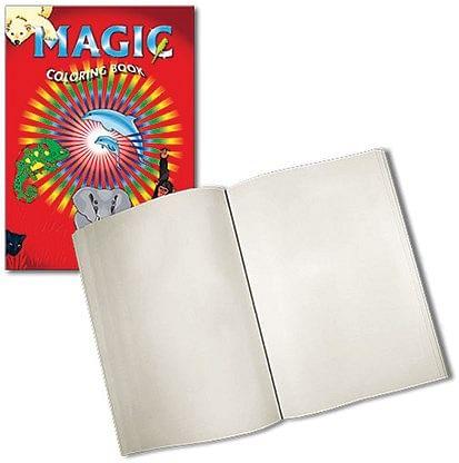 Magic Coloring Book - magic