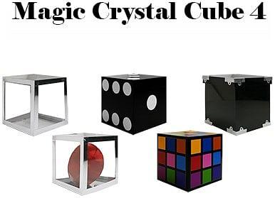 Magic Crystal Cube 4 - magic