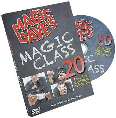 Magic Dave's Magic Class - magic